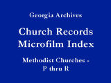 Methodist Churches - P thru R...