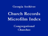 Congregational Churches title