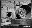 (Forsyth County), early 1950s. Construction in progress on Buford Dam. The dam, located in Forsyth...